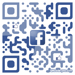 QR code with logo 1Dgv0