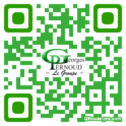 QR code with logo 1Dh00