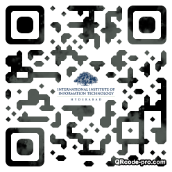 QR code with logo 1Dhn0