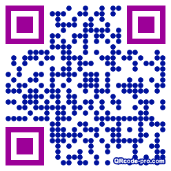 QR code with logo 1Dl00