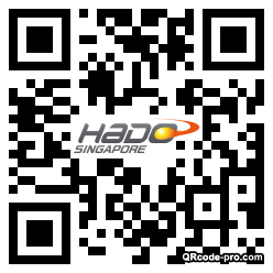 QR code with logo 1DlH0