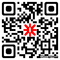 QR code with logo 1Dnx0