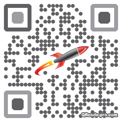 QR code with logo 1Dpg0
