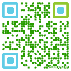 QR code with logo 1DqR0