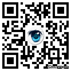 QR code with logo 1DvC0