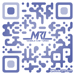 QR code with logo 1DyX0