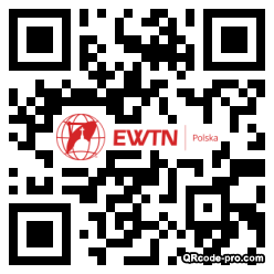 QR code with logo 1DzP0