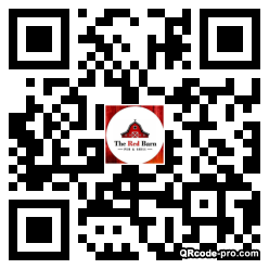 QR code with logo 1EAB0
