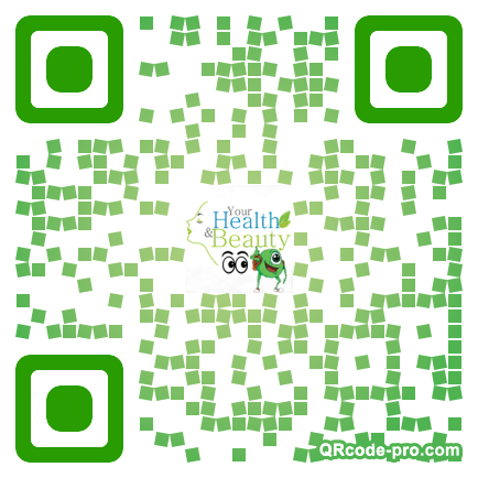 QR code with logo 1EAc0