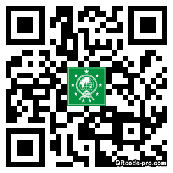 QR code with logo 1EAe0