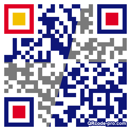QR code with logo 1EDS0