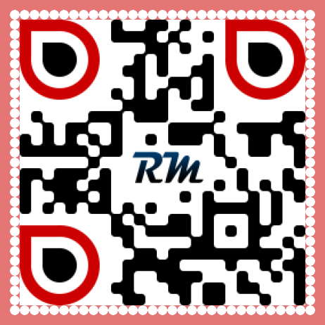 QR code with logo 1EFo0