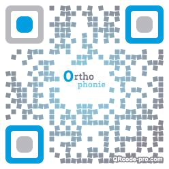 QR Code Design 1EHB0