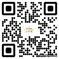 QR code with logo 1EIn0