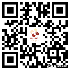 QR code with logo 1ENC0