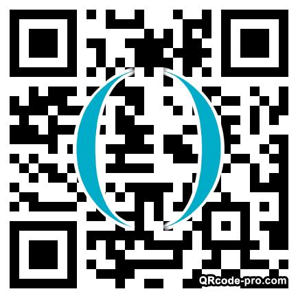 QR code with logo 1EVb0