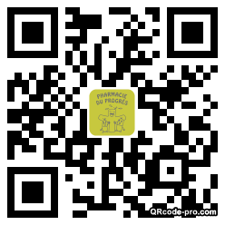 QR code with logo 1EXw0