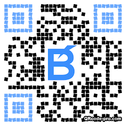 QR code with logo 1EbT0