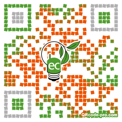 QR code with logo 1EbY0