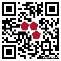QR code with logo 1EcO0
