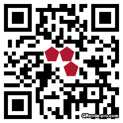 QR code with logo 1Ecy0