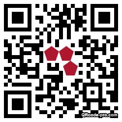 QR code with logo 1EdK0