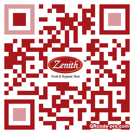 QR code with logo 1EdN0