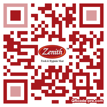 QR code with logo 1EdQ0