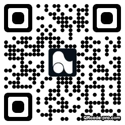 QR code with logo 1EeR0