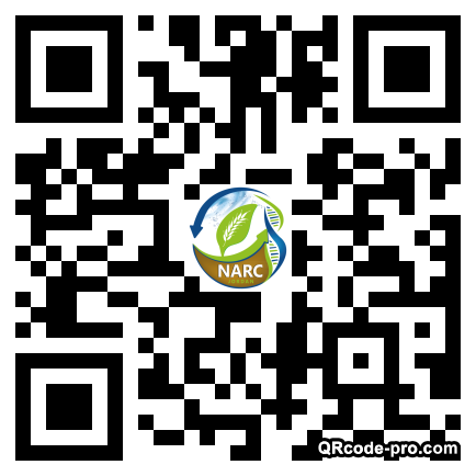 QR code with logo 1EeX0