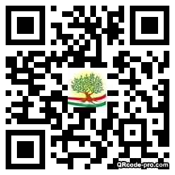 QR code with logo 1EgL0