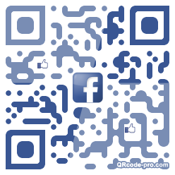 QR code with logo 1EjW0