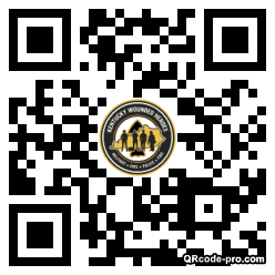 QR code with logo 1Ejf0