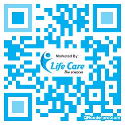 QR code with logo 1Ek90