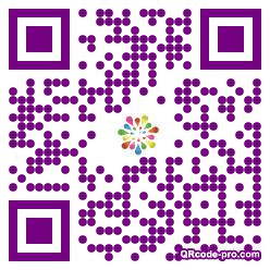 QR code with logo 1EkL0
