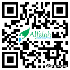 QR code with logo 1Eki0