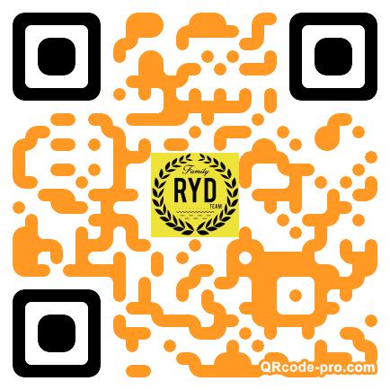 QR code with logo 1ElM0