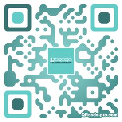 QR code with logo 1Ela0