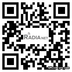 QR code with logo 1Emk0