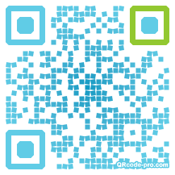 QR code with logo 1EnA0