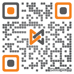 QR code with logo 1EnX0