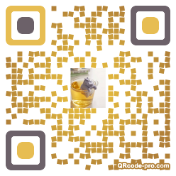 QR code with logo 1Eo60