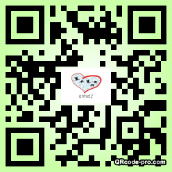 QR code with logo 1Ep40