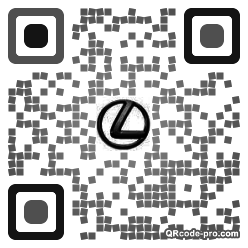 QR code with logo 1EpL0
