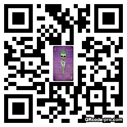QR code with logo 1Eph0