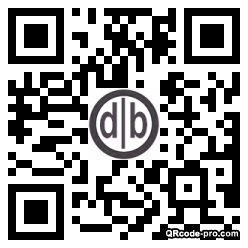 QR code with logo 1Epn0