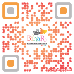 QR code with logo 1ErN0