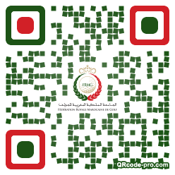 QR code with logo 1ErW0