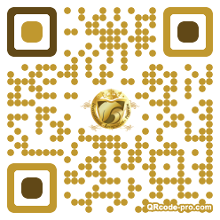 QR code with logo 1Ers0