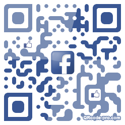 QR code with logo 1EyJ0
